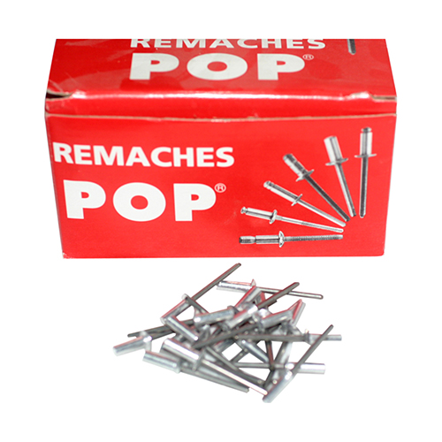 Remache Clavo Sellado Al/Acer Pop